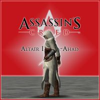 Assassins Creed - Altair v1,1 by DecanAndersen