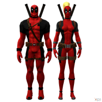 MH - Deadpool Pack III by Postmortacum