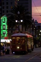 Sunset Streetcar by NDCott
