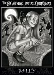 Tim Burton's Sally by DaleNorvell