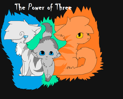 +The Power of Three+ by Aura-Q