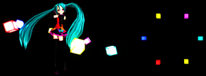 MMD TYW Cubes DL (Happy 6th Birthday Miku!!) by ChestNutScoop