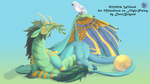 FR Raffle Prize: Melodious - Lorekeeper by DeviBrigard