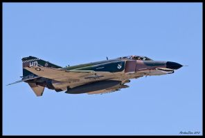 Planes of Fame 3 by AirshowDave