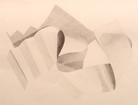 Folded Paper by The-Keymaker