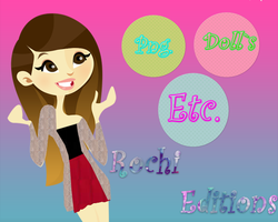 Id Rochi editions by RochiTinita