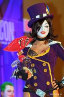 SciFi Expo: Miss Mad Moxxi by Enasni-V