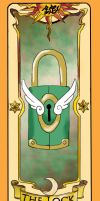 Clow Card The Lock by inuebony