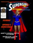 Heroine Prime Issue 3 Index Supergirl by TrekkieGal
