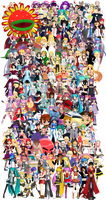 Load (almost) ALL the models!! by Pikadude31451