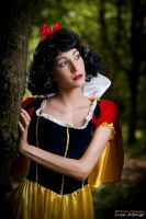 Snow White: where is my prince? by Bewitchedrune