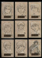 LOTR Masterpieces II 010-018 by aimo