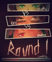 round 1 by GeGe-chan