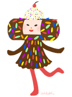 Cousin Sprinkles by SailingBreezes