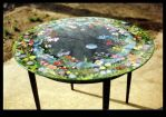 Midnight Faeries Table by ReincarnationsDotCom