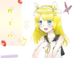 Different Kagamine Rin by LiaLiar