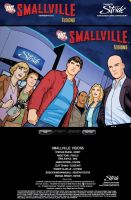 TEAM SPIDEY UK DOES SMALLVILLE by deemonproductions