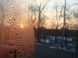 Condensation Sunrise by SimplyKristina