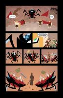 Samurai Jack page 6 by marcusmuller