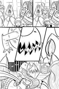 A Thief's Sentence: Page 3 by BlueVenture