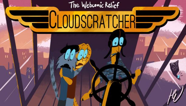 Webcomic Relief - Cloudscratcher by Toxodentrail