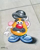 Mr. Potato Head by KomodoEmpire