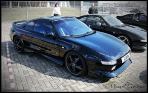 1993  Toyota MR2 by compaan-art