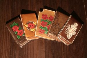 collection of phone cases by LeszekGyver