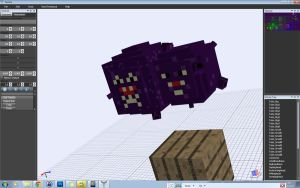 Weezing1 fr Minecraft Pokemobs by YaVaho155