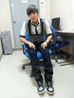 New shoes by JangDongWoo