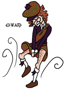 Eisfest2009--Edward by AThousandRasps