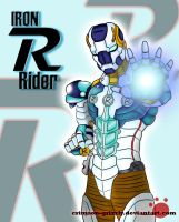 CR - IRON R-RIDER by crimson-grizzly