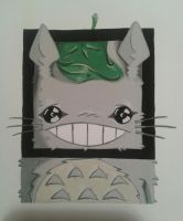 Totoro by Squaracters
