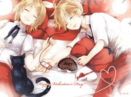 Happy Valentine's Day 2012 by Lancha