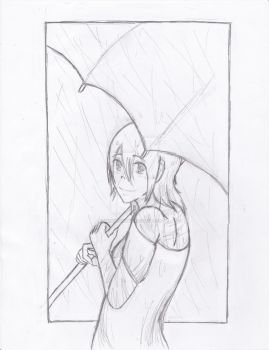 Rain by Pencil-Only