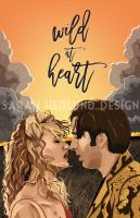 Wild At Heart Poster by SarahHedlundDesign