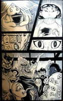 Youkai Comic - page 4 by Ghoulsnap