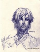 Fenris by Sir-i