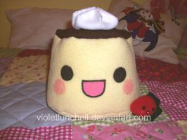 Pururin Party Plushie by VioletLunchell