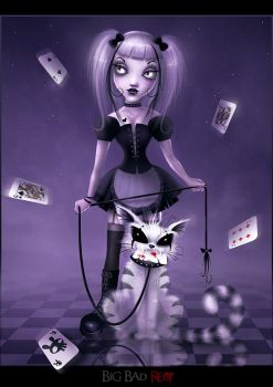 Gothic Alice by BigBad-Red