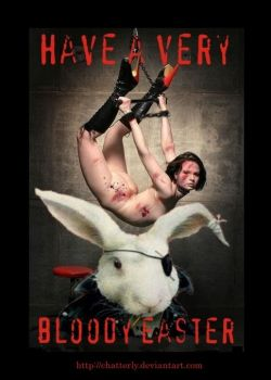 Bloody Easter by Chatterly
