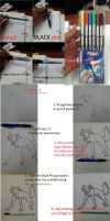 F.A.Q. Shading on paper tutorial by Mzclueless
