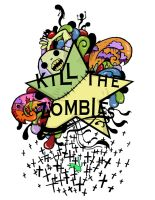 Kill The Zombies by GTRamen