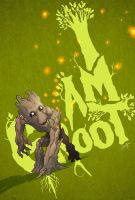 I am Groot by mistermoster