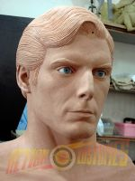 CHRISTOPHER REEVE BUST 0.2 by supersebas
