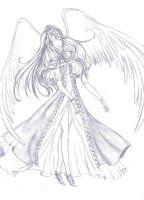 Belldandy by Ms-Catastrophie