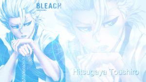 Hitsugaya wall by naruble