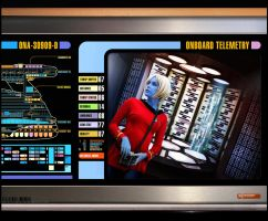 Andorian Girl - Terminal by airglow