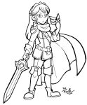 Lucina by FlintofMother3