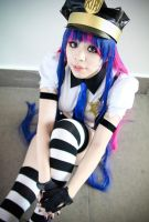 Stocking - police ver by betobeto-san